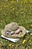 Θερινή ανάγνωση Στοκ φωτογραφίες με δικαίωμα ελεύθερης χρήσης