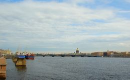 Θερινή ημέρα στη Αγία Πετρούπολη Στοκ Εικόνα