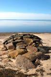 Θερινή ημέρα στο ακρωτήριο Στοκ εικόνα με δικαίωμα ελεύθερης χρήσης