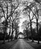 Θερινή κατοικία Hvezda - αστέρι (Letohradek Hvezda), Πράγα Στοκ εικόνα με δικαίωμα ελεύθερης χρήσης