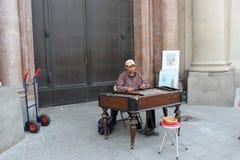Θερινή μουσική Munchen στοκ φωτογραφίες με δικαίωμα ελεύθερης χρήσης