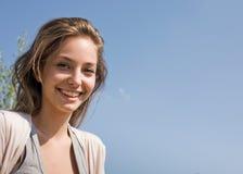 θερινή νεολαία ομορφιάς Στοκ Εικόνες