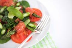Θερινή σαλάτα στοκ εικόνα με δικαίωμα ελεύθερης χρήσης