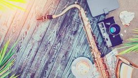 Θερινή τρισδιάστατη απόδοση Στοκ εικόνα με δικαίωμα ελεύθερης χρήσης
