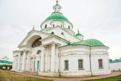 θερινή όψη μονών καλογραιών bogolyubovo Στοκ Εικόνες
