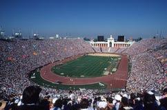 1984 θερινοί Ολυμπιακοί Αγώνες, Λος Άντζελες, ασβέστιο Στοκ φωτογραφία με δικαίωμα ελεύθερης χρήσης