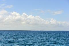 Θερινοί παραλία και ωκεανός Στοκ Εικόνες