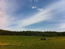 Θερινός παράδεισος Στοκ Εικόνες