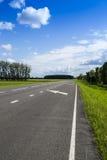 Θερινός δρόμος Στοκ εικόνες με δικαίωμα ελεύθερης χρήσης
