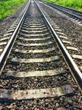 Θερινός σιδηρόδρομος στοκ εικόνες