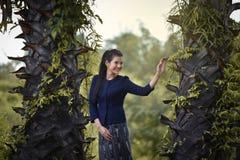 Θερινός χρόνος ελευθερίας - γυναίκες γεωργίας Στοκ Εικόνες