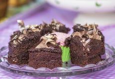 Θερινό δίκαιο κέικ Tockenham στοκ φωτογραφία