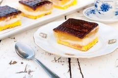 Θερινό κέικ Στοκ φωτογραφία με δικαίωμα ελεύθερης χρήσης