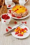 Θερινό κέικ Στοκ Εικόνες