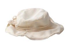 Θερινό καπέλο Στοκ Εικόνες
