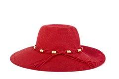Θερινό καπέλο Στοκ φωτογραφία με δικαίωμα ελεύθερης χρήσης