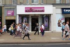 Θερινό κατάστημα της Ann Στοκ φωτογραφίες με δικαίωμα ελεύθερης χρήσης