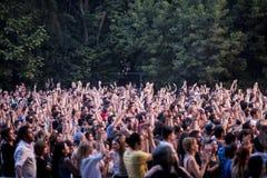 Θερινό καλά φεστιβάλ 2015 στοκ εικόνα με δικαίωμα ελεύθερης χρήσης