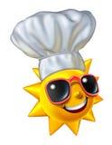 Θερινό μαγείρεμα απεικόνιση αποθεμάτων