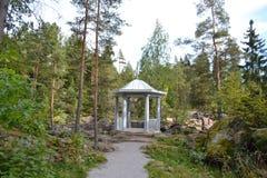 Θερινό πάρκο στοκ εικόνες