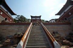 Θερινό παλάτι της Κίνας Στοκ φωτογραφία με δικαίωμα ελεύθερης χρήσης