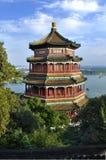 Θερινό παλάτι του Πεκίνου, Κίνα στοκ εικόνες