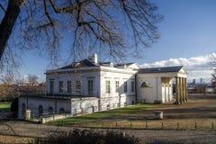 Θερινό παλάτι Kinsky Στοκ Εικόνα