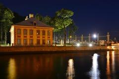 Θερινό παλάτι Peter I, Στοκ φωτογραφία με δικαίωμα ελεύθερης χρήσης