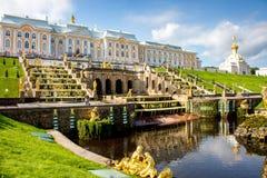 Θερινό παλάτι Αγία Πετρούπολη Στοκ Εικόνες