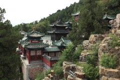 Θερινό παλάτι Bejing στην Κίνα Στοκ φωτογραφία με δικαίωμα ελεύθερης χρήσης