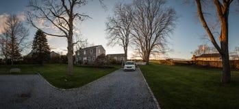 Θερινό σπίτι στην επαρχία Στοκ Εικόνες
