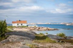 Θερινό σπίτι Στοκ φωτογραφίες με δικαίωμα ελεύθερης χρήσης