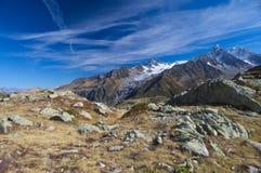 Θερινό υψηλό βουνό lanscape στοκ εικόνες με δικαίωμα ελεύθερης χρήσης