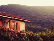 Θερινό όνειρο βουνών Στοκ εικόνες με δικαίωμα ελεύθερης χρήσης