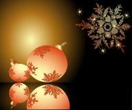 Θερμή ατμόσφαιρα Χριστουγέννων απεικόνιση αποθεμάτων