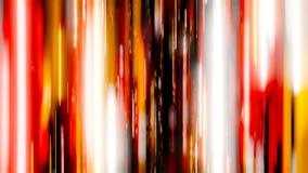 Θερμή χρωματισμένη κάθετη ζωτικότητα γραμμών - βρόχος υποβάθρου απεικόνιση αποθεμάτων
