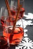 Θερμαμένο κρασί Στοκ Φωτογραφίες