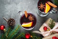 θερμαμένο Χριστούγεννα κ&r στοκ φωτογραφίες