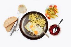 Θερμαστής αρχαρίων μεσημεριανού γεύματος Στοκ Εικόνα