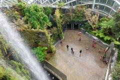 Θερμοκήπιο κήπων σύννεφων στη Σιγκαπούρη Στοκ φωτογραφίες με δικαίωμα ελεύθερης χρήσης