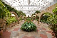 Θερμοκήπιο κήπων Στοκ φωτογραφίες με δικαίωμα ελεύθερης χρήσης