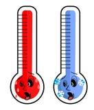 θερμοκρασία Στοκ φωτογραφία με δικαίωμα ελεύθερης χρήσης
