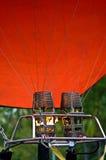 Θερμού αερίου στρόφιγγα μπαλονιών Στοκ εικόνα με δικαίωμα ελεύθερης χρήσης
