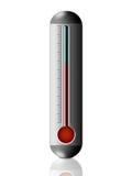 θερμόμετρο Στοκ φωτογραφία με δικαίωμα ελεύθερης χρήσης
