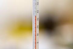θερμόμετρο Στοκ φωτογραφίες με δικαίωμα ελεύθερης χρήσης