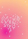 Θερμό αφηρημένο υπόβαθρο χρώματος Στοκ εικόνες με δικαίωμα ελεύθερης χρήσης