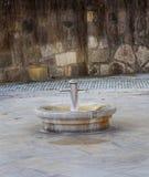 Θερμό μεταλλικό νερό Κάρλοβυ Βάρυ Karlsbad - Δημοκρατία της Τσεχίας Στοκ Εικόνες