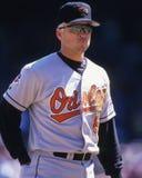 Θερμ. Ripken, Baltimore Orioles Στοκ φωτογραφία με δικαίωμα ελεύθερης χρήσης