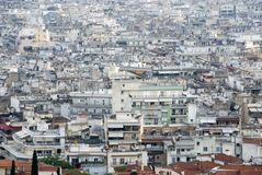 Θεσσαλονίκη Στοκ φωτογραφίες με δικαίωμα ελεύθερης χρήσης