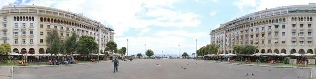 Θεσσαλονίκη Ελλάδα Στοκ φωτογραφία με δικαίωμα ελεύθερης χρήσης